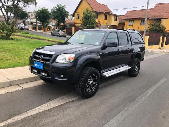Autos Automotora RPM Mazda Bt 50 4x4 2.5 2011