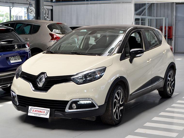 Autos Kovacs Renault Captur 2015