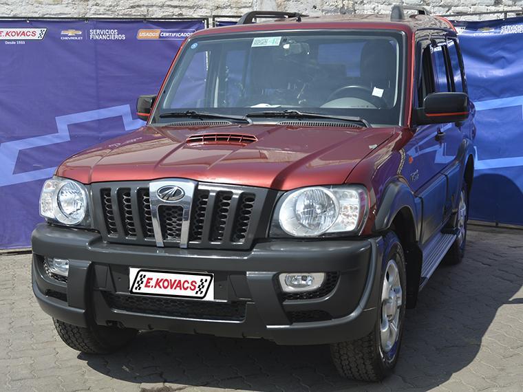 Camionetas Kovacs Mahindra Scorpio glx mec 2015