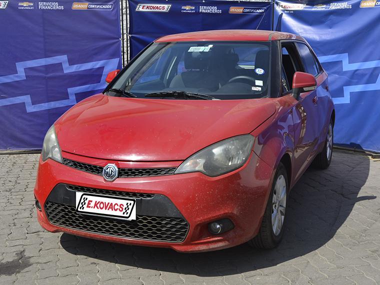 Autos Kovacs Mg 3 std ac 2014