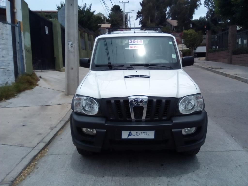Camionetas Ramos Automotriz Mahindra Scorpio 2016