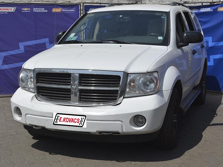 Camionetas Kovacs Dodge Durango slt lx 4x4 5.7 at ac 2011
