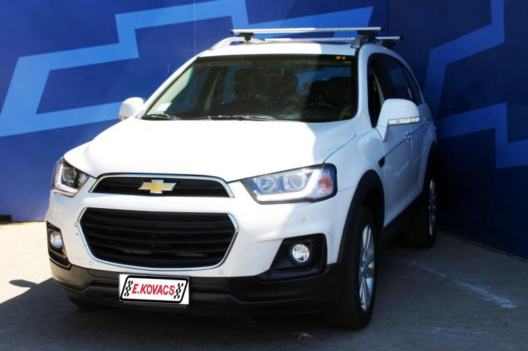 Camionetas Kovacs Chevrolet Captiva lt awd 2.4 at 2016