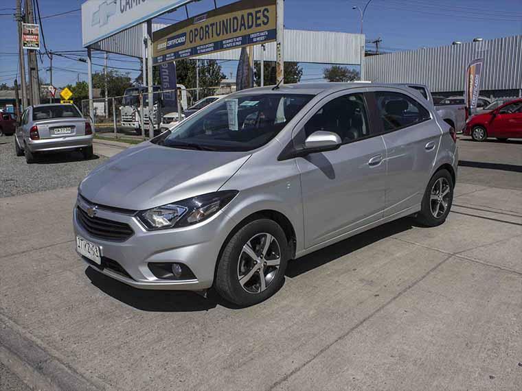 Furgones Kovacs Chevrolet Onix 1.4 ltz mt 2017