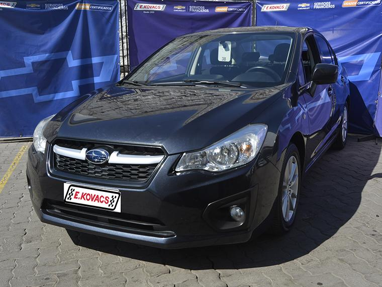 Autos Kovacs Subaru Impreza all new impresa atac 2015