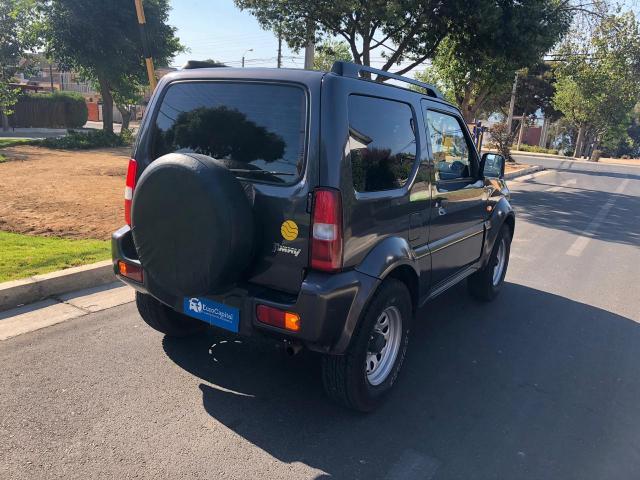 Suzuki jimny jlx 4x4 1.3 ac