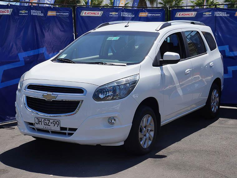 Furgones Kovacs Chevrolet Spin 1.8l mt at 2017