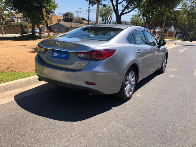 Mazda 6 2.0 aut