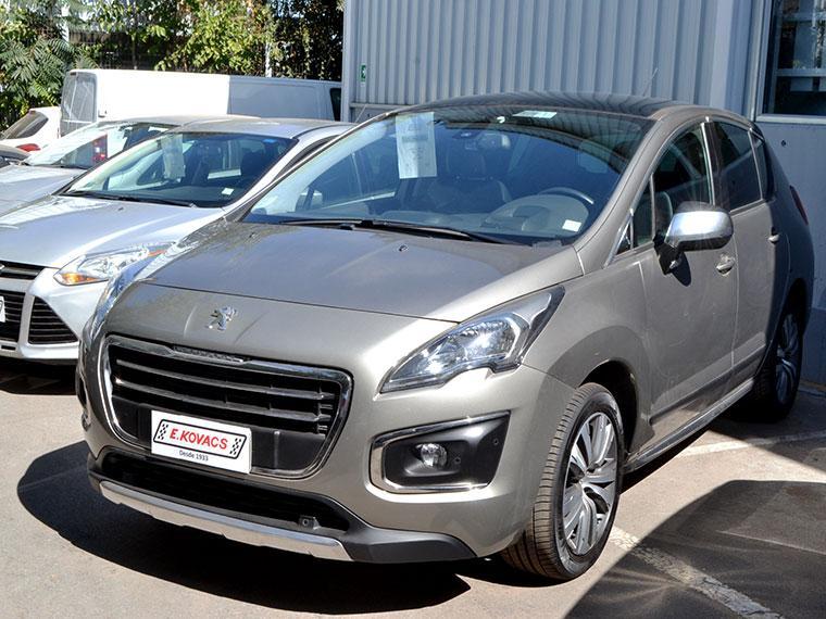 Autos Kovacs Peugeot 3008 2015
