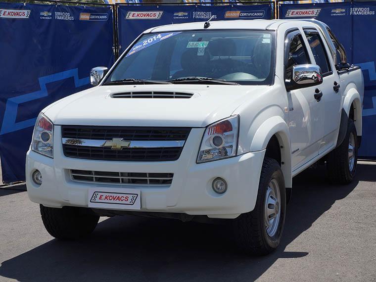 Camionetas Kovacs Chevrolet D-max 2.5 diesel 4x2 2014
