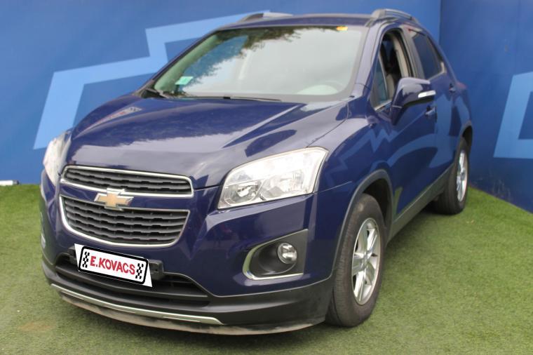 Camionetas Kovacs Chevrolet Tracker lt 1.8 2014