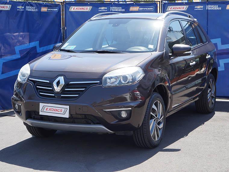 Camionetas Kovacs Renault Koleos dinamarque 4x4 at  a 2014