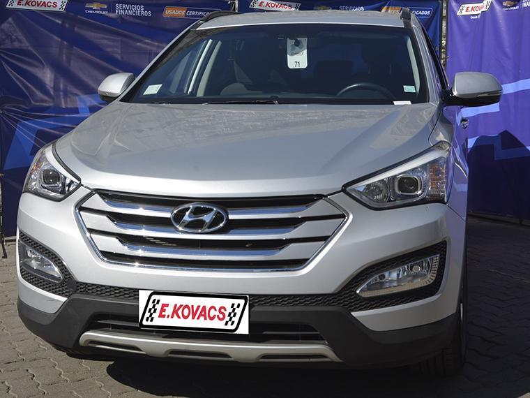Camionetas Kovacs Hyundai Santa-fe gls at ac 2015