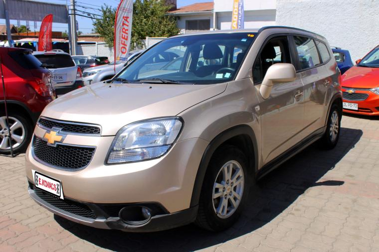 Camionetas Kovacs Chevrolet Orlando ls 2.02.0 diesel atl 2012