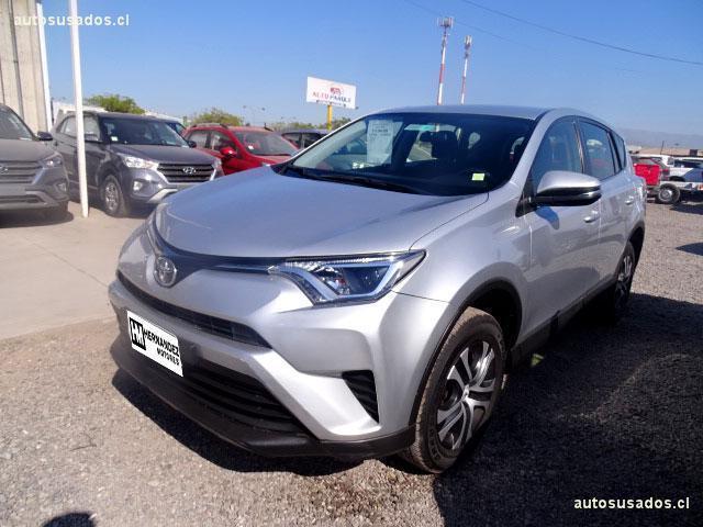 Camionetas Hernández Motores Toyota Rav 4 2016