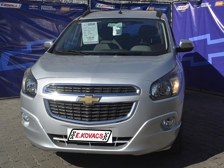 Furgones Kovacs Chevrolet Spin ltz ac 2017