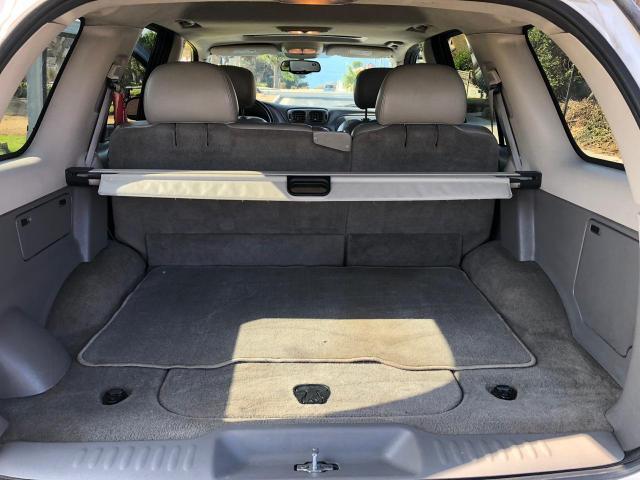 Chevrolet trailblazer 4x4 4.2 at