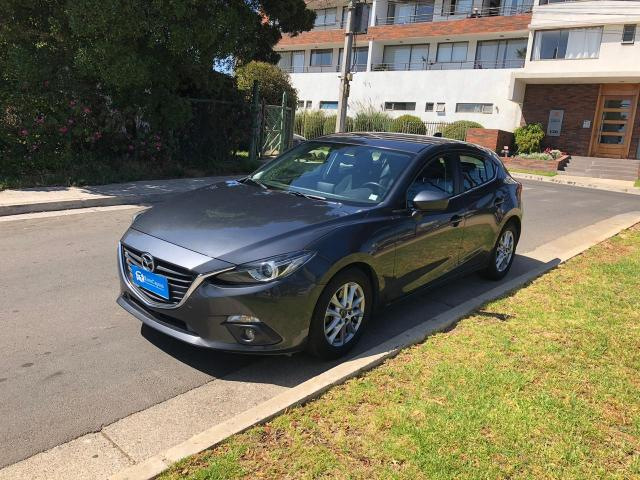 Autos Automotora RPM Mazda New 3 sport 2.0 2015