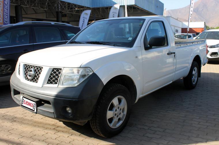 Camionetas Kovacs Nissan Navara cs 4x4 2.5 2014