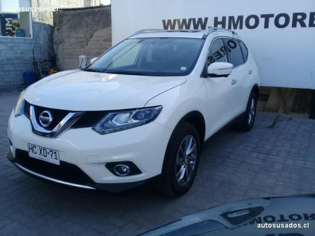 Camionetas Hernández Motores Nissan X-trail 2015