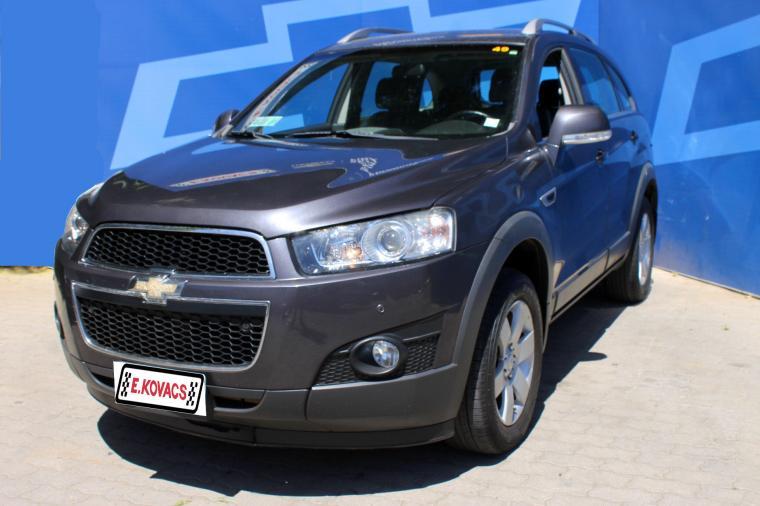 Camionetas Kovacs Chevrolet Captiva iii lt  sa  2.4  at 2013