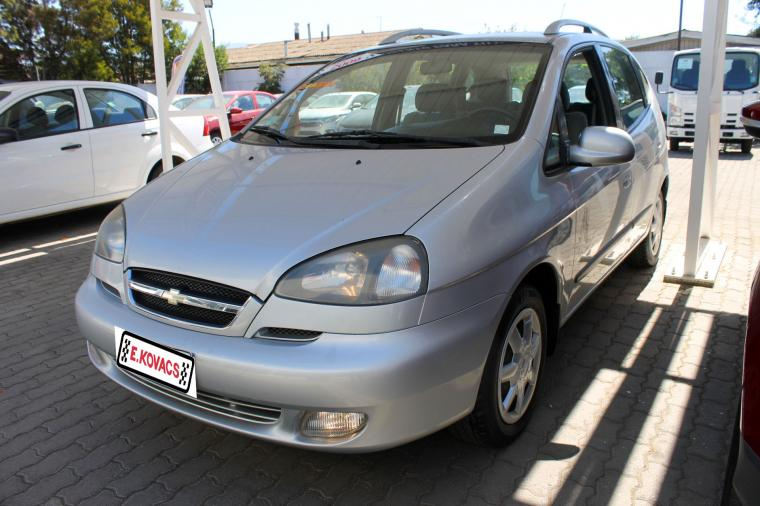 Camionetas Kovacs Chevrolet Vivant ls 1.6 2009