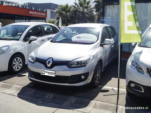 Autos Hernández Motores Renault Megane 2016