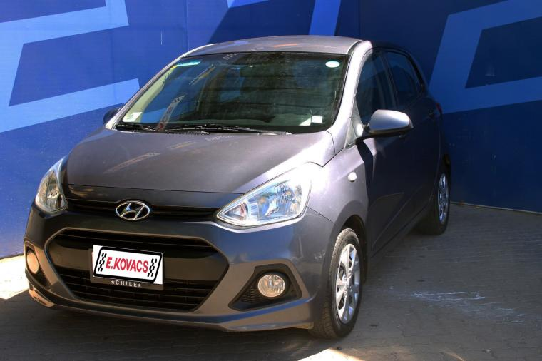 Furgones Kovacs Hyundai I-10 ba gls 1.2 2015