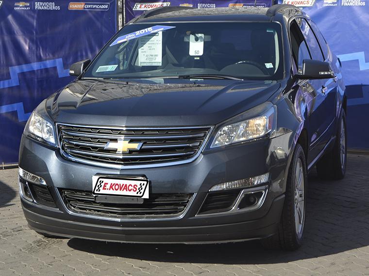 Camionetas Kovacs Chevrolet Traverse iii lt ac at 2015