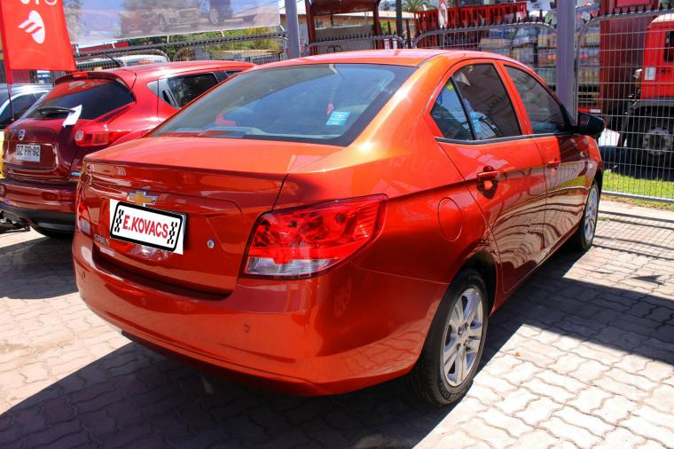 chevrolet sail 1.5 ls