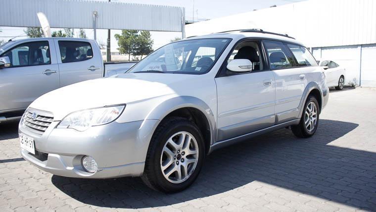 Camionetas Kovacs Subaru Outback 2.5i awd aut 2009