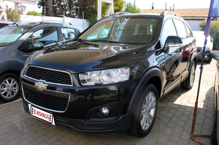 Camionetas Kovacs Chevrolet Captiva lt full awd ac at 2015