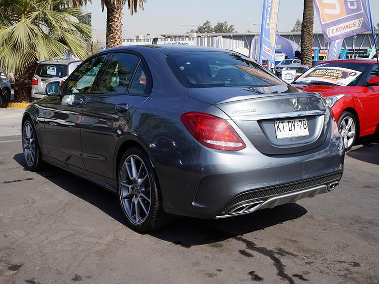 mercedes benz c-43 amg 4matic