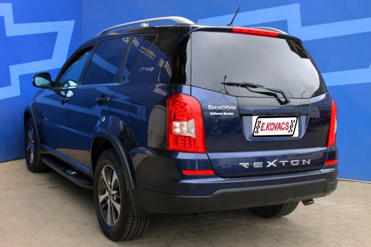 ssangyong rexton w 4x4 2.2 aut
