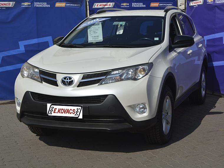 Camionetas Kovacs Toyota Rav4 2.5 ac 2014