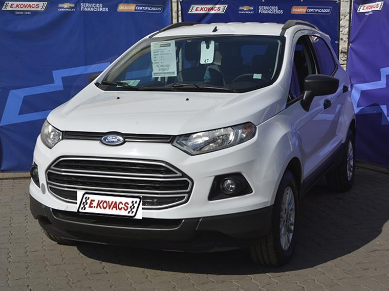 Autos Kovacs Ford Ecosport new ecosport ac 2014