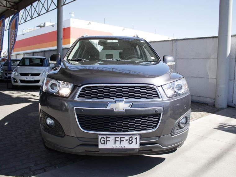 chevrolet captiva lt sa at