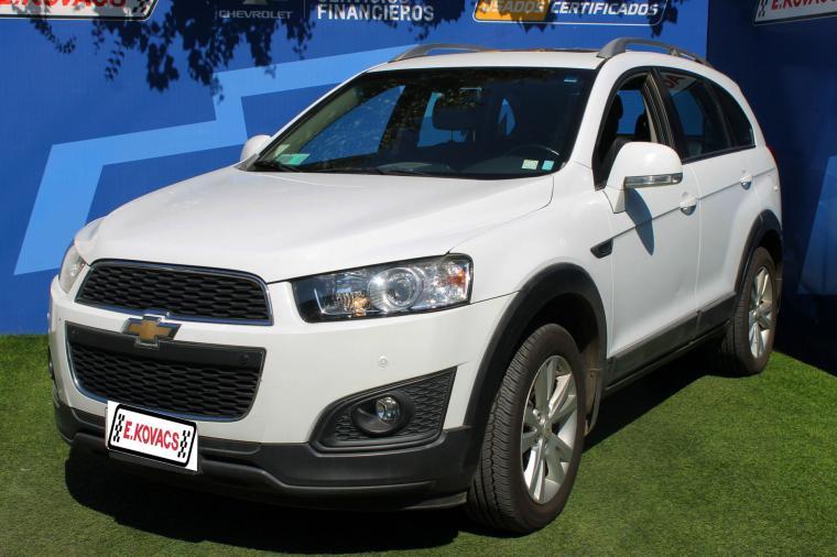 Camionetas Kovacs Chevrolet Captiva iv lt full awd 2.2 a 2014