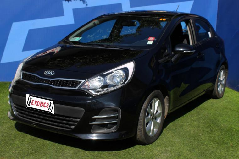 Autos Kovacs Kia Rio r5 ex 1.4 at 2016
