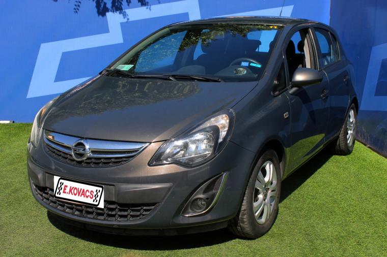 Autos Kovacs Opel Corsa enjoy 1.4 mt 2015