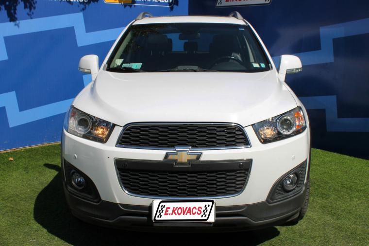 chevrolet captiva iv lt full awd 2.2 a