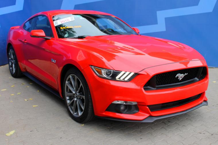 ford mustang coupe gt 5.0 aut