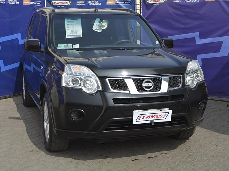 nissan x-trail s at 4x4 ac