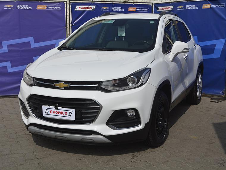 Camionetas Kovacs Chevrolet Tracker lt ac 2018
