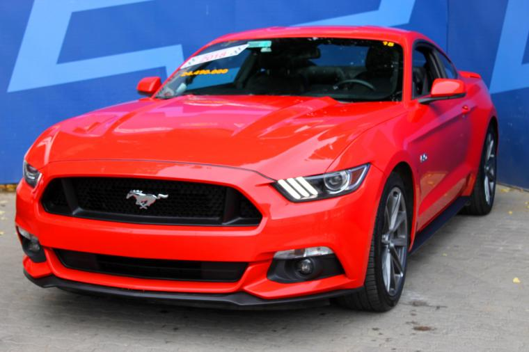 Autos Kovacs Ford Mustang coupe gt 5.0 aut 2018