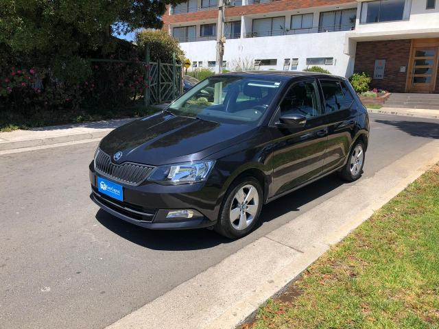 Autos Automotora RPM Skoda Fabia active 1.0 2018