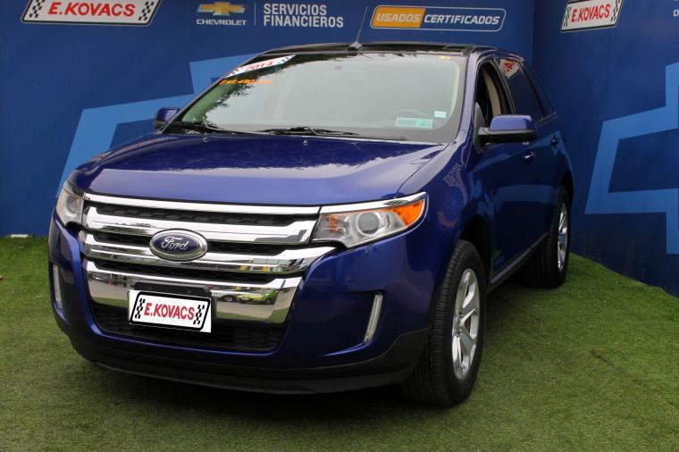 Camionetas Kovacs Ford Edge edge sel 4x4 3.5 aut 2014