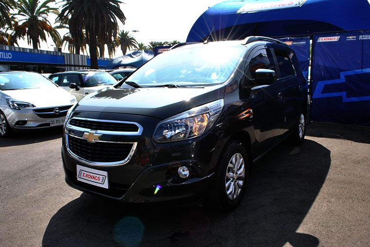 Furgones Kovacs Chevrolet Spin 1.8l mt at 2018