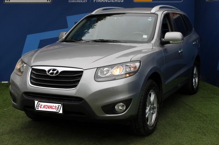 Camionetas Kovacs Hyundai Santa-fe mec 2.2 4x4 4x4 2.2 2011