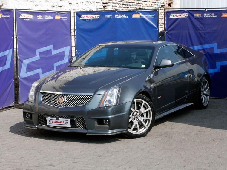 Autos Kovacs Cadillac Cts-v -vcoupe ac at 2012